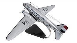 KLM The Flying Dutchman (gear down)