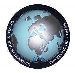 The Flying Dutchman globe base