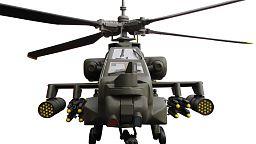 Apache Dutch Royal Air Force Q-21