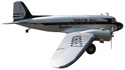 United AirLines Mainliner