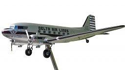 Delta Airlines Nc23840